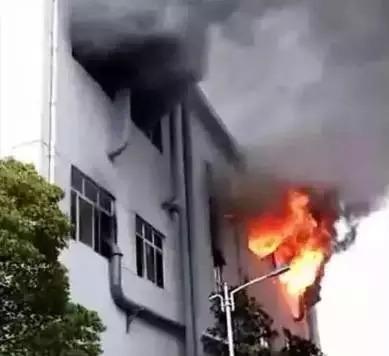 【記事】江北地区で爆発